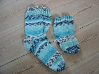 sokker i opal magic
