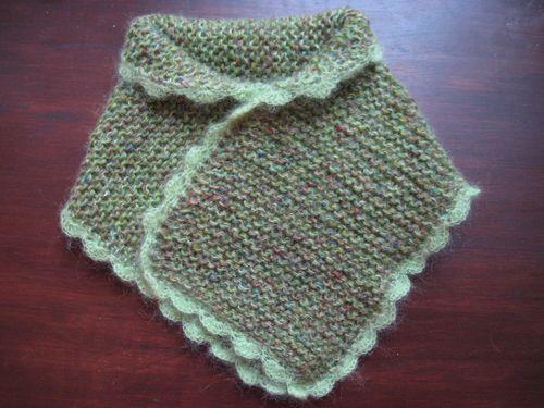 Agnes tørklæde 2