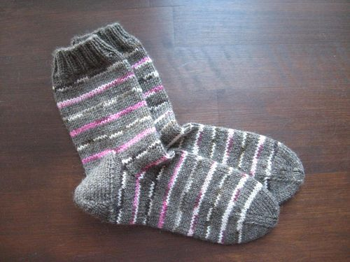 chokofant-kirsebær sokker